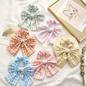 vintage accessories elastic hair bands headband bows band headbands for women opaska do wlosow kawaii hairband scrunchie pack