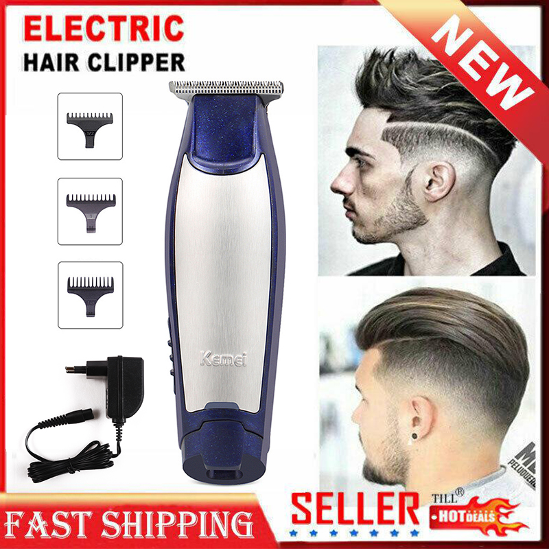 Kemei-5021 Beard Hair Trimmer For Men Rechargeable Shaver Electric Hair Clipper Trimer Hair Cutting Machine Barber Moser Mute