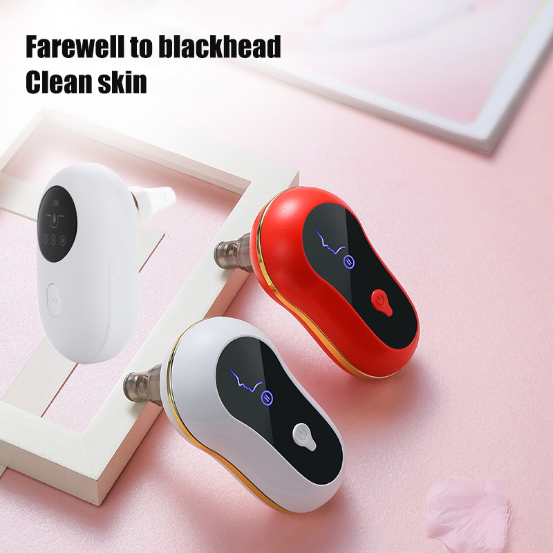 Blackhead-Remover Pore Deep-Cleaner Acne Face-Care Vacuum-Face Beauty Portable