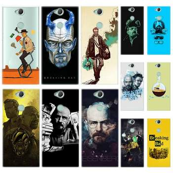 Breaking Bad Chemistry Walte Silicon TPU Case For Sony Xperia L1 L2 L3 X XA XA1 XA2 XA3 XZ XZ1 XZ2 XZ3 XZ4 Plus Compeact image