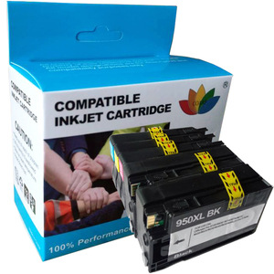 5PK Replacement Ink Cartridge for HP 950 951 XL Officejet Pro 8620 8660 8630 8610