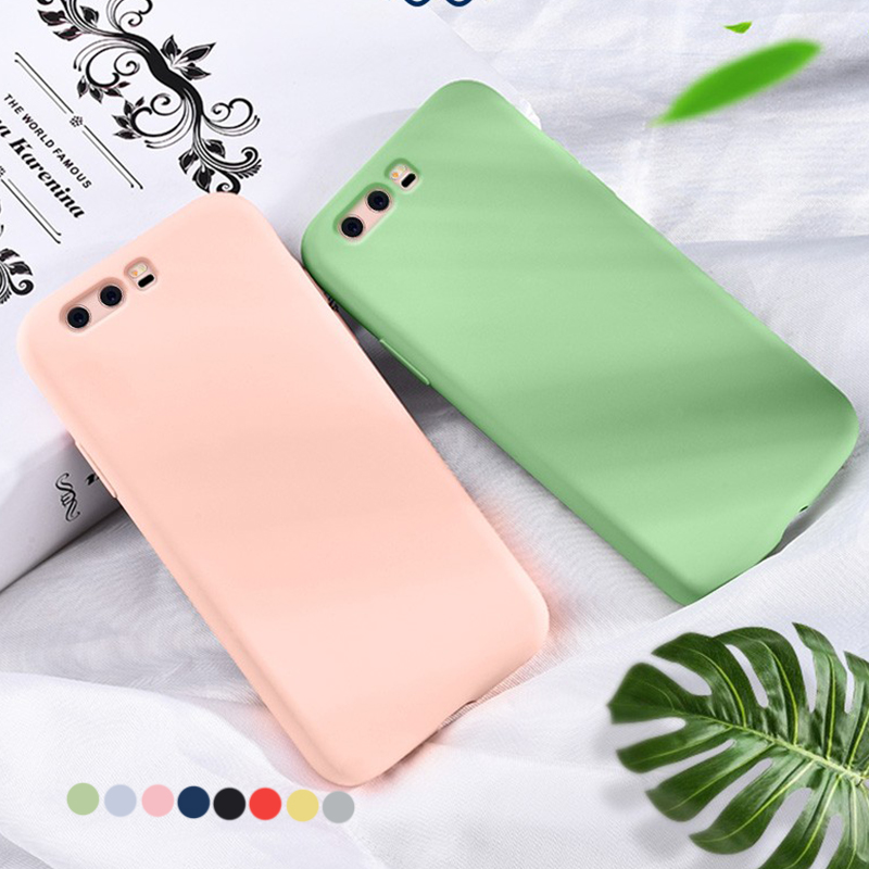 Luxury Soft Silicone Phone Case for <font><b>Samsung</b></font> Galaxy A8 PLUS 2018 2015 STAR <font><b>A8000</b></font> TPU Back Cover Pure Colors Cases Shell image