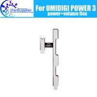 UMIDIGI POWER 3 Side Button Flex Cable 100% Original Power + Volume button Flex Cable repair parts for  UMIDIGI POWER 3