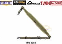 MILITECH TWINFALCONS TW 500D Cordura, тактическая охотничья два 2 точек касания Slingster мягкий модульный оружейный слинг регулировки винтовка пистолет ремень