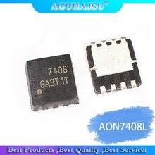10PCS AON7408L AON7408 7408 DFN8 original novo