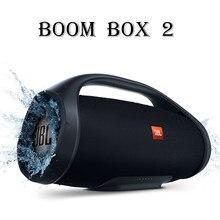 Boombox 2 portátil sem fio bluetooth alto-falante poderoso baixo música ao ar livre ipx7 à prova dwaterproof água estéreo xtreme 2 3 carga 4 pulso 4