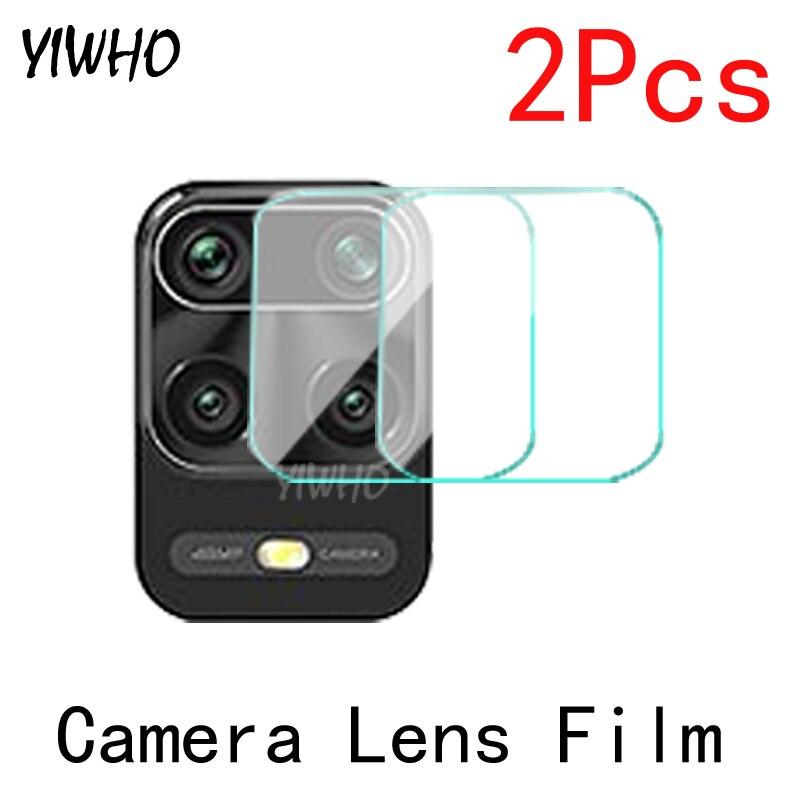 2 Pcs Camera Lens Film For Xiaomi Redmi Note 9S Tempered Glass On Xiomi Redmi 9 Pro Max K30 K20 Mi 9T 8 8T 8A Protective Glas(China)