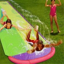Toy Pools Inflatable-Water-Slide Water-Toys Backyard Garden Outdoor Children Summer