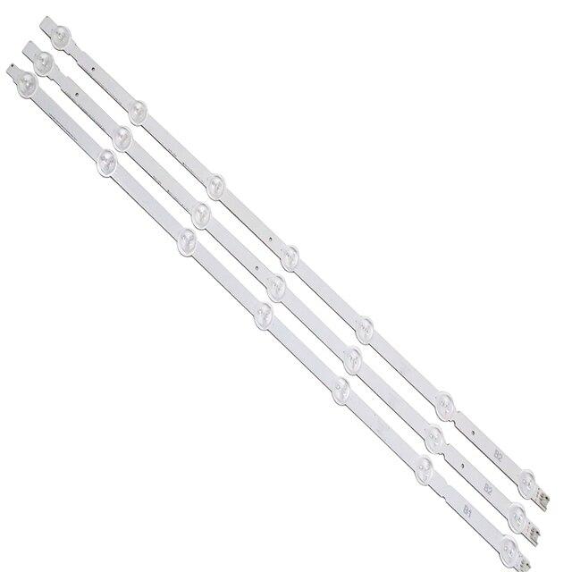 LED Backlight Strip 7 lamp for LG 32 ROW2.1 Rev TV 32ln541v 32LN540V 32ln541u 6916L 1437A 6916L 1438A 6916L 1204A 6916L 1426A