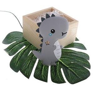 Image 2 - Mordedor de bebê atob 10 peças, peça de chupeta de koala roedor unicórnio seguro, mastigação alimentar, brinquedos da dentição do bebê, colar de pingente, acessórios