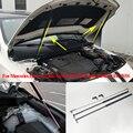Для Mercedes Benz A Class A180 A200 A250 A45 AMG 2014 2015 2016 2017 2018 автомобильный Стайлинг ремонт капота газовый Шок лифт стойки бар