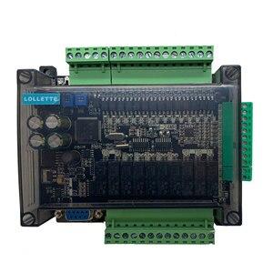Image 5 - LE3U FX3U 24MR 6AD 2DA عالية السرعة PLC لوحة تحكم الصناعية مع 485 الاتصالات و RTC بدون كابل