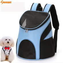 Pet Cat Dog Carriers Backpack Outdoor Travel Portable Carrier Packbag for puppy kitten pet carry bag Transport Breathable