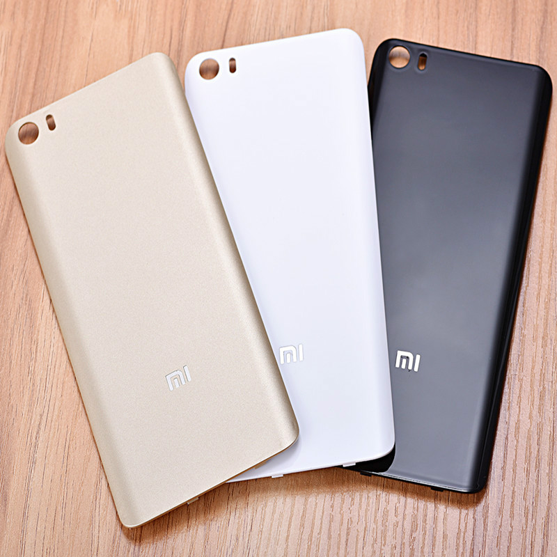 <font><b>Battery</b></font> Back <font><b>Cover</b></font> For <font><b>xiaomi</b></font> <font><b>mi5</b></font> mi 5 M5 Back <font><b>Battery</b></font> Housing <font><b>Cover</b></font> Plastic Rear Housing image