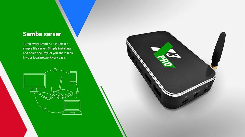 11. Samba server X2