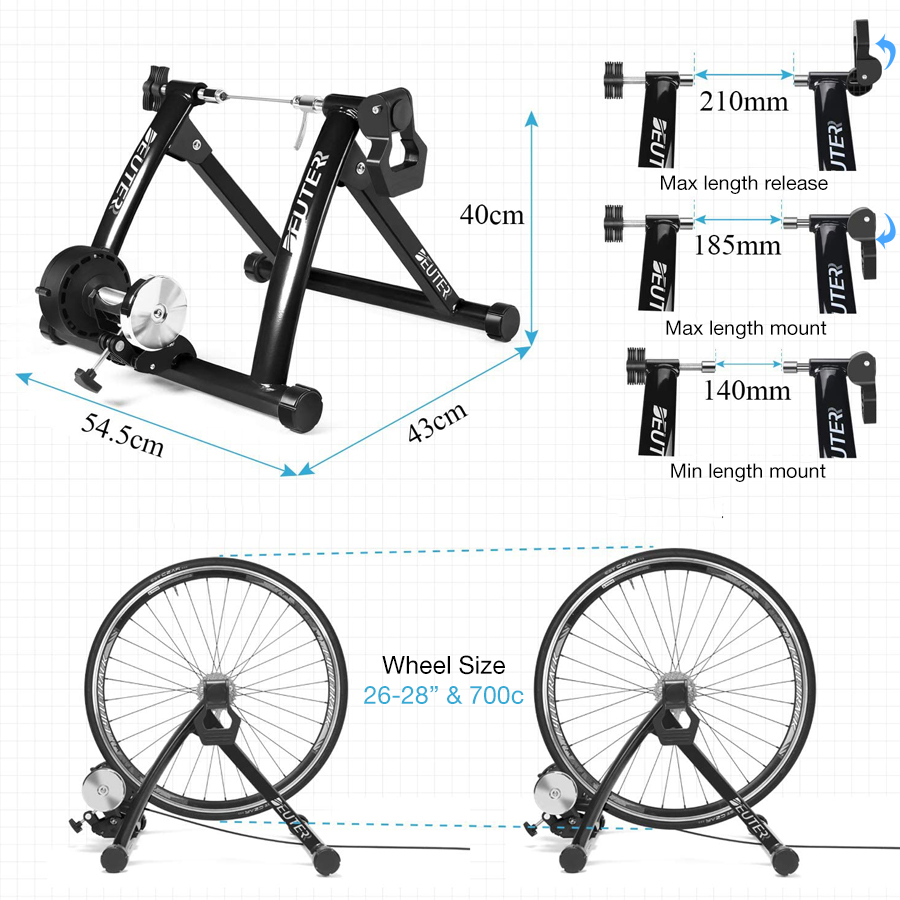 MT04 Indoor Cycling Bike Trainer Roller MTB Road Bicycle Roller Trainer Home Exercise Turbo Trainer Cycling Fitness Workout Tool