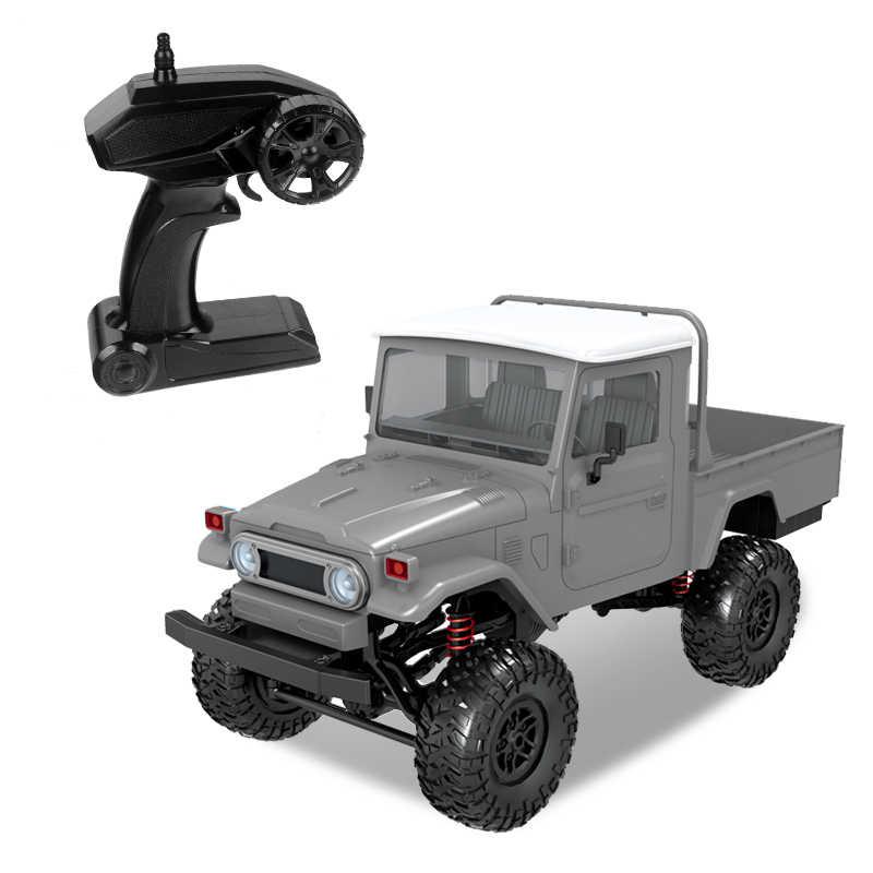 MN модель MN45 1:12 авто RC автомобиль 4WD машина радиоуправления автомобили FJ45 внедорожный пикап джип на пульте дистанционного управления игрушки для детей