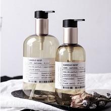 Ванной шампунь дозатор для жидкого мыла бутылки Пластик Nordic шампанское золото Цвет путешествия Портативный жидкости Пресс хранения бутылки 250 500 мл