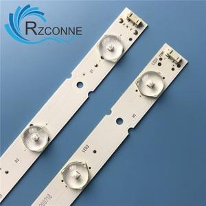 Image 2 - LED Backlight strip 5 lamp for 40E6000 40E3000 40E3500 40E3500 5800 W40000 3P00 2P00 1P00 VER0.0