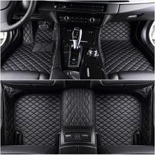 Custom 5 Seat Car Floor Mats for bmw 2 Series 220i 228i xDrive 230i xDrive 235i Active Tourer f45 F23 Coupe F22 F87 car mats электромобили hebei bmw 2 series coupe