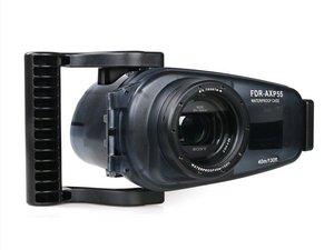Image 3 - New Arrivals 40 m/130ft voor Sony FDR AXP55 Onderwater Video Camera Behuizing Waterdichte Hard Case