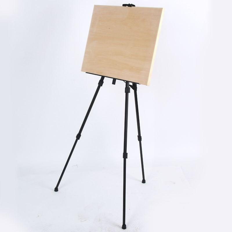 Vente chaude pliant trépied affichage chevalet support planche à dessin affiche sac affichage réglable Portable