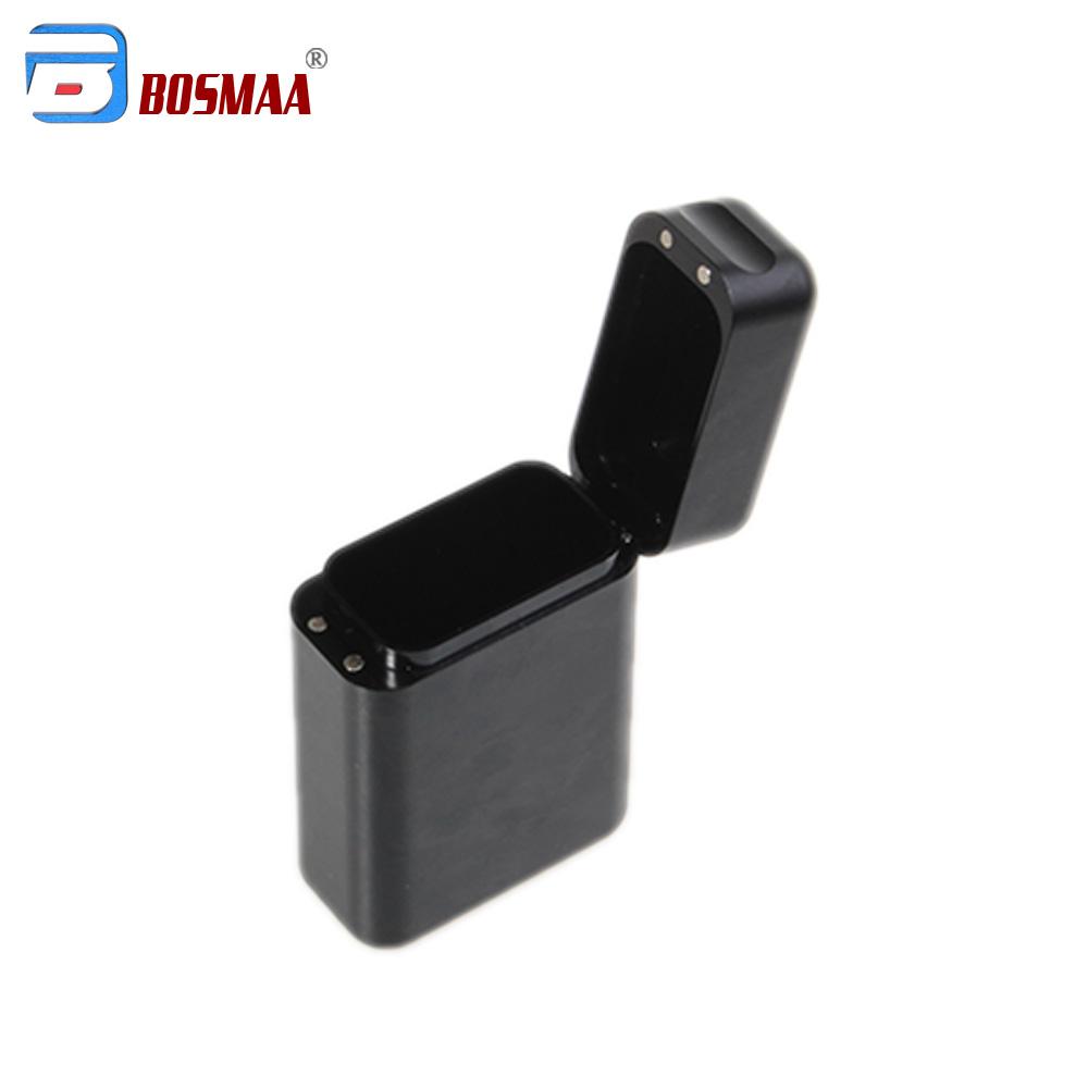 Bosmaa Auto Key Case For Starline A93 A63 Keyless Go Car Key Signal Blocker Case Car Key Holder RFID Blocking Case Shell Color