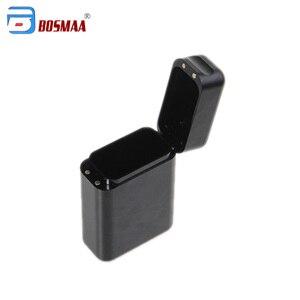 Bosmaa, funda para llave de coche para Starline A93 A63, bloqueador de señal de clave Go sin llave, funda para llavero de coche, caja de bloqueo RFID, Color de carcasa