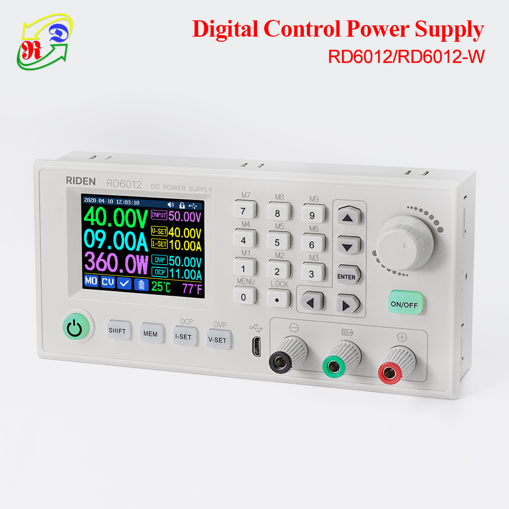 RD RD6012 RD6012W USB WiFi DC-DC Voltage current Step-down Power Supply module