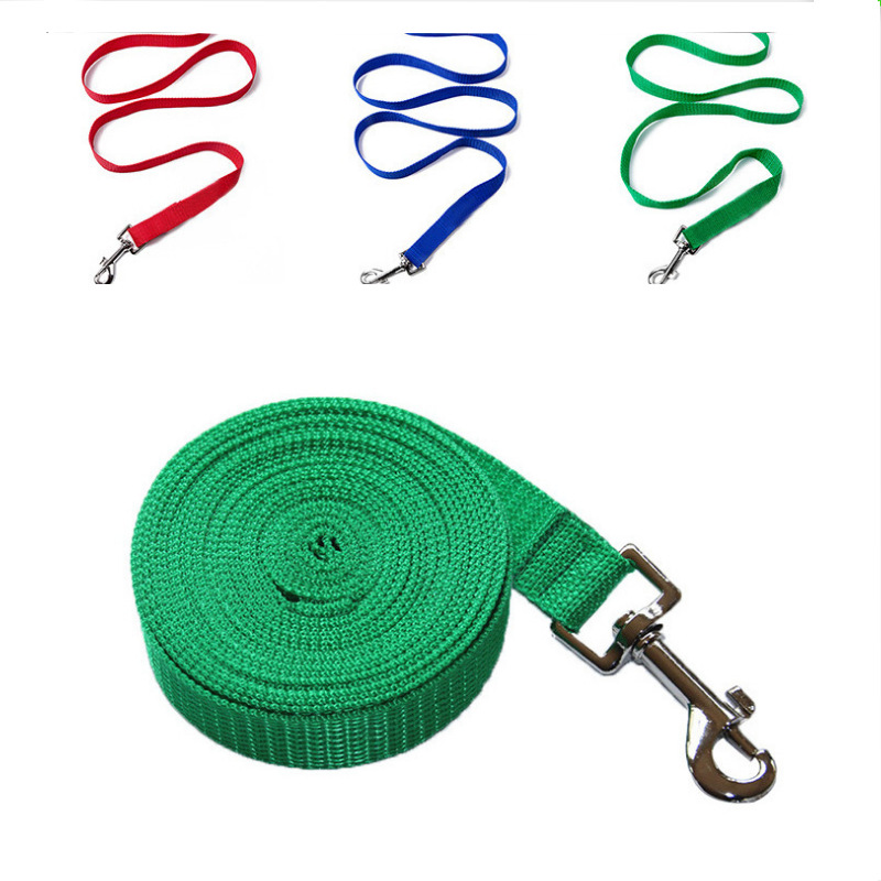 AliExpress Pet Supplies Dog Chain Hand Holding Rope With Training Belt Control Lanyard 1.5m-50 M