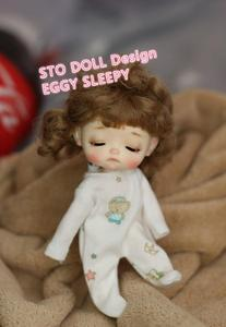 Image 3 - PRESELL Sto בובות ביצת מנומנם דמה בובת ראש התאמה אישית OB11 ראש