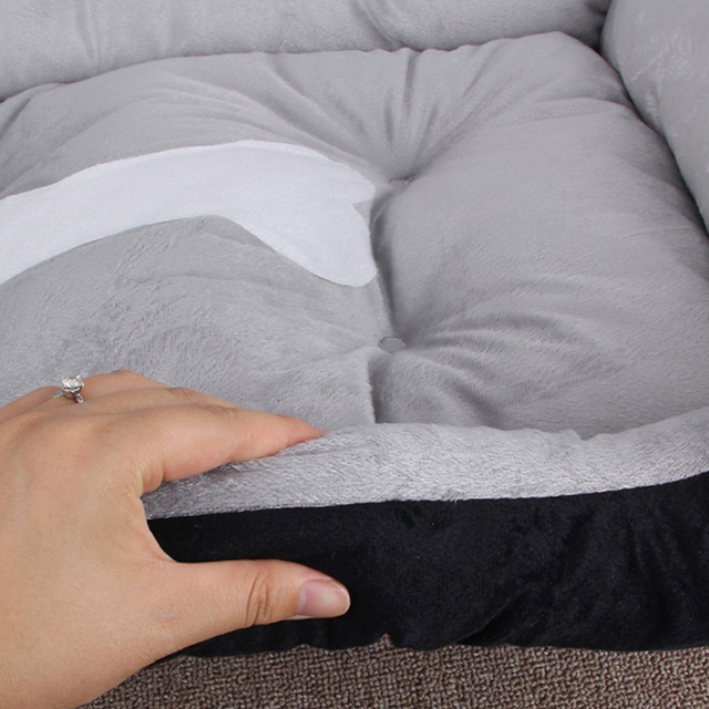 Bone Pet Bed  3