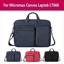 For Micromax Canvas Laptab Lt666 Laptop shoulder Bag tablet