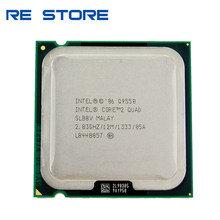Processeur Intel Core 2 Quad Q9550 2.83GHz 12 mo L2 Cache FSB 1333 ordinateur de bureau LGA 775 CPU(China)