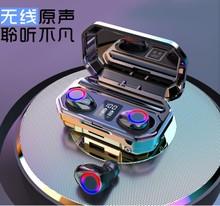 TWS5.0Bluetooth Headphones3500mAh WirelessCharging กล่อง Headset9D สเตอริโอกีฬาหูฟังกันน้ำ Micropho โทรศัพท์มือถือ