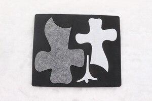 Image 5 - Moule en bois pour ornements jésus croix pour scrapbooking, nouveauté, Thickness 15.8mm