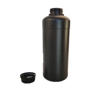 Image 3 - 1000ml Dunkelkammer Chemische Trank Lagerung Kunststoff Flaschen Film Entwickeln Prozess 1L HDPE Lagerung Flasche