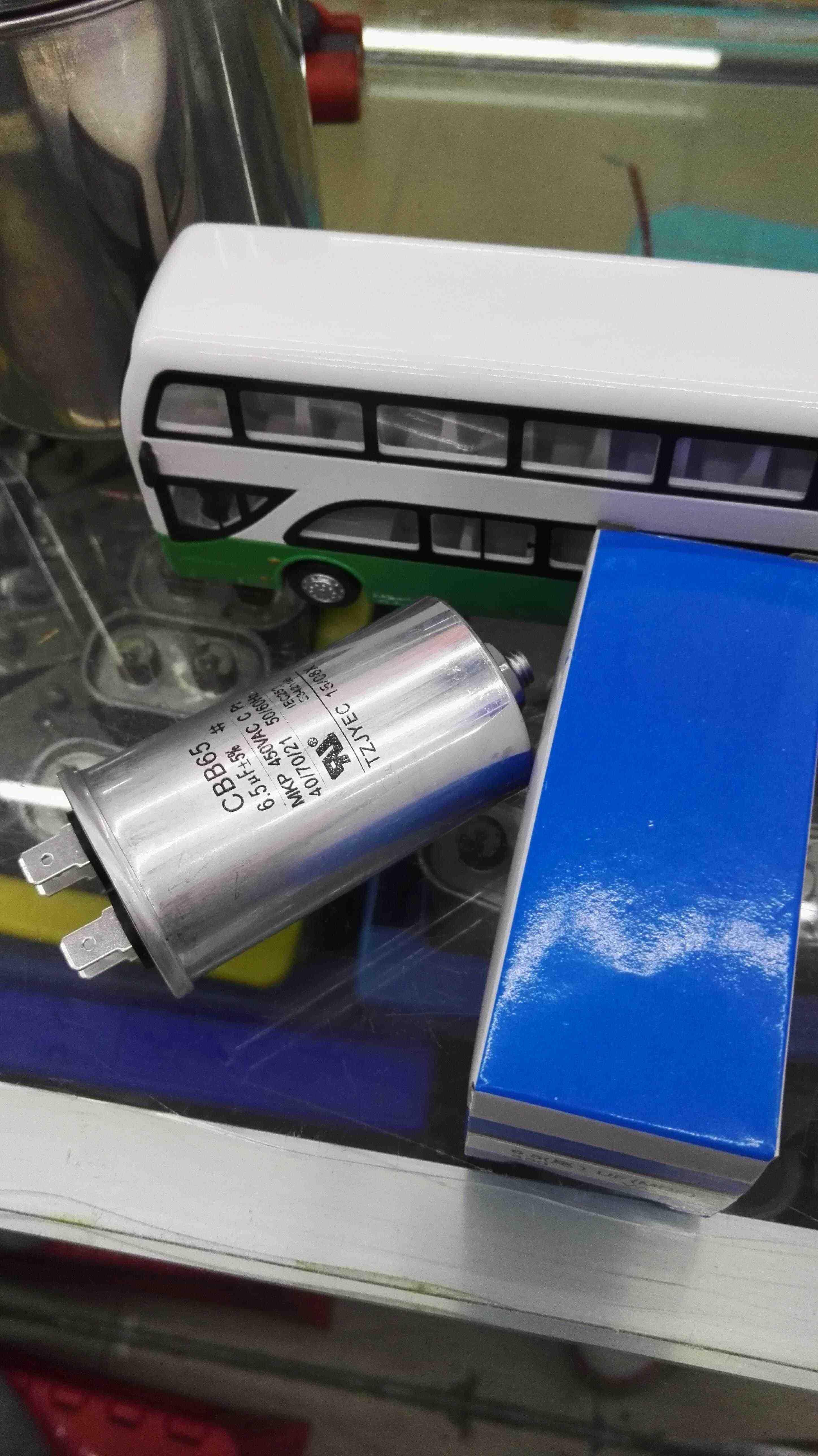 Start Run Motor Capacitor Compressor Air conditioning water Air Pump 450v 4uf