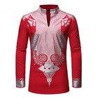Red African Dashiki ...