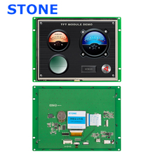 10 inch open frame wall mount resistive touch screen LCD monitor for industrial control