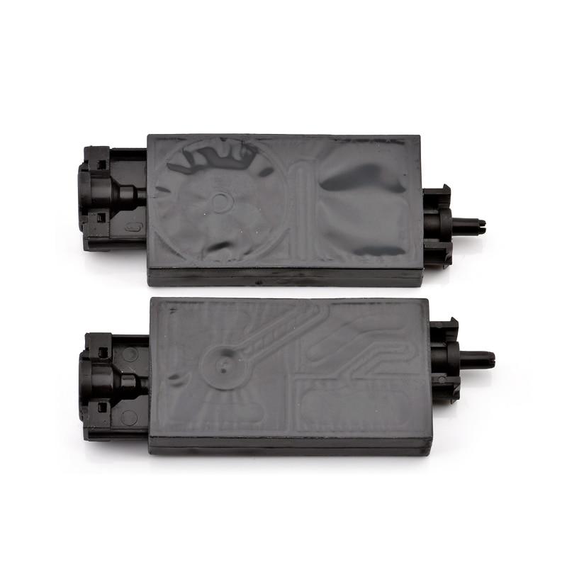10pc DX5 UV ink damper for Mimaki JV33 JV5 CJV150 for Epson XP600 TX800 eco solvent plotter printer UV ink dumper with connector(China)