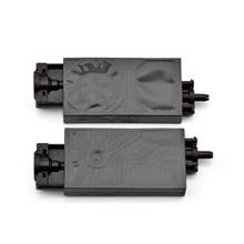 Amortecedor uv da tinta de 10 pces dx5 para mimaki jv33 jv5 cjv150 para epson xp600 tx800 eco solvente plotador da impressora uv da tinta com conector