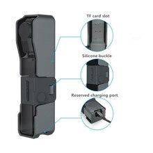 Tasche Kamera Lagerung Box Hard shell Tragbare Fall mit wrist strap Lanyard für FIMI PALM kamera Zubehör