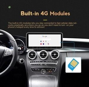 HD Android 10 8 core 4G + 64G 4G LTE Автомобильный GPS навигационный мультимедийный плеер для Mercedes Benz E Class W212 E200 E230 E260 E300 S212