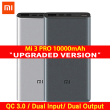 Original Xiaomi Mi 10000 mAh Power Bank 3 2 Pro USB-C Two-wa
