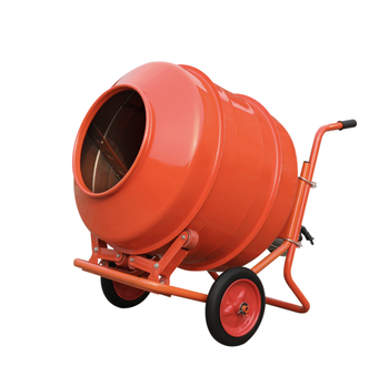 400L 4kw automatic cement mixing machine price Small electric concrete mixer with universal shaft