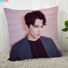 Pillow-Cover Dimash Customize 40x40cm Home-Decorative Modern for Living-Room 45x45cm