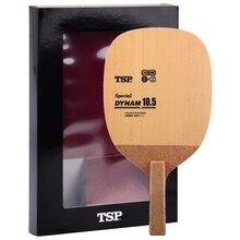 Tsp Dynam 10,5 специальный Dynam 10 китайский ципресс 1-фанера Хиноки Настольный теннис ракетка для пинг-понга Лезвие сделано в Японии