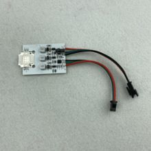 3W/9W high power WS2811 controlled led pixel module;DC12 24V input;RGB addressable full color