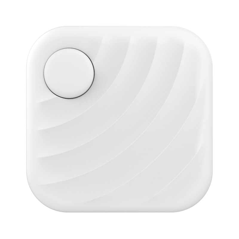 Anti-Lost Key Device Finder Child Anti-Lost Patch Last Nuts To Find 3 Phone Bluetooth White Locator